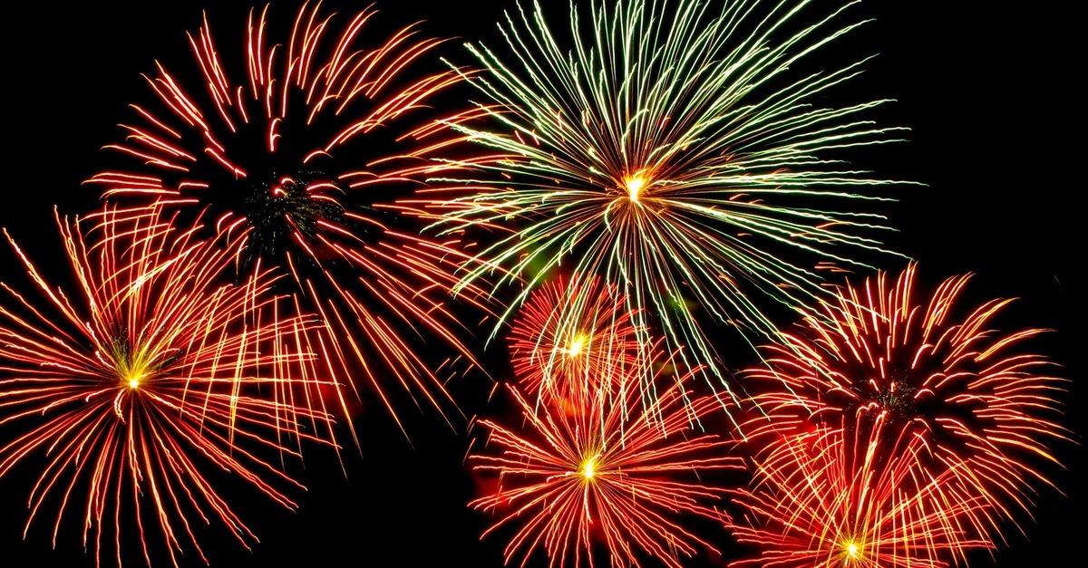 Anthem AZ Fireworks